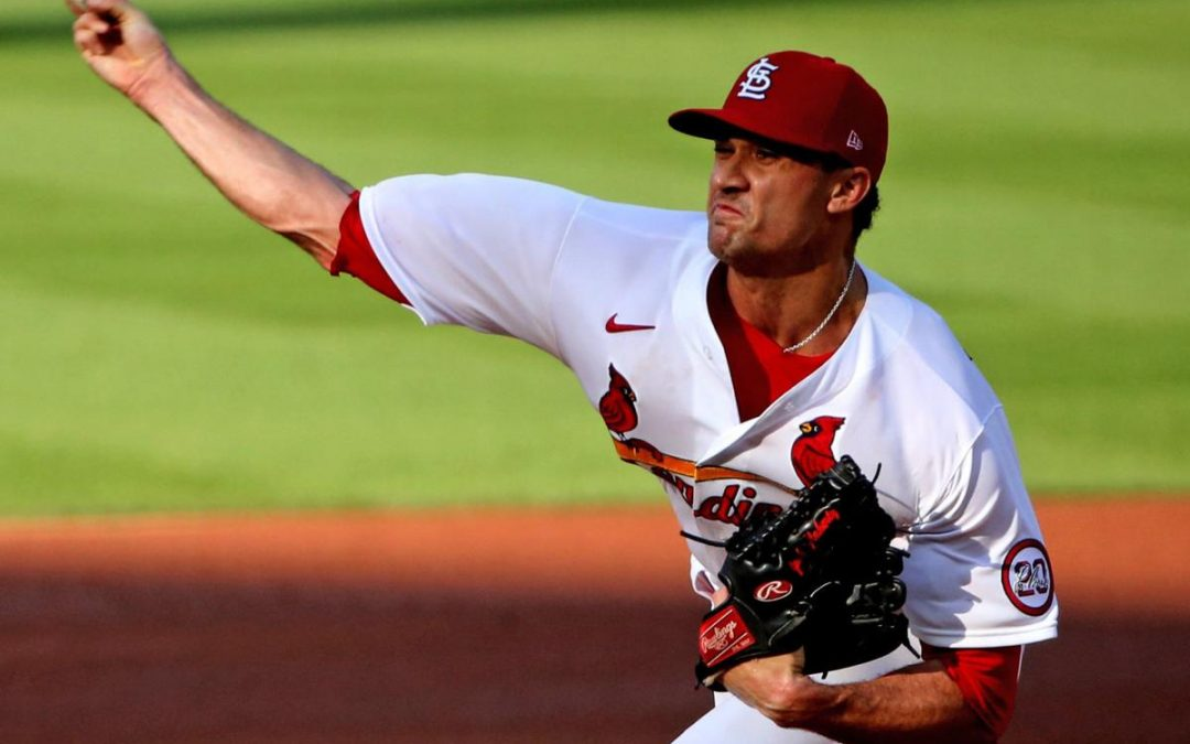Jack Flaherty Is Back & He's Money Whenever He Toes The Slab