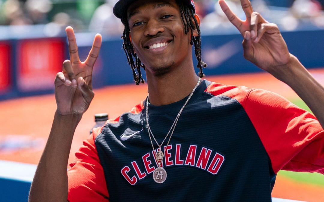 """Triston """"Sticks"""" McKenzie Is Already The Best MLBbro Pitcher In The Game"""