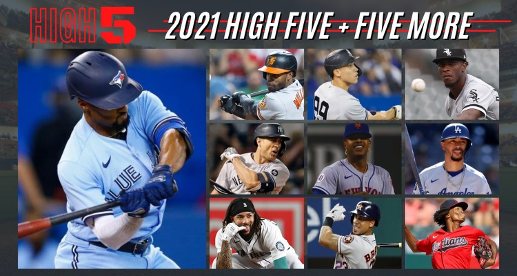 #HIGHFIVE + 5 More | Top 10 Black & Brown MLB Players For 2021