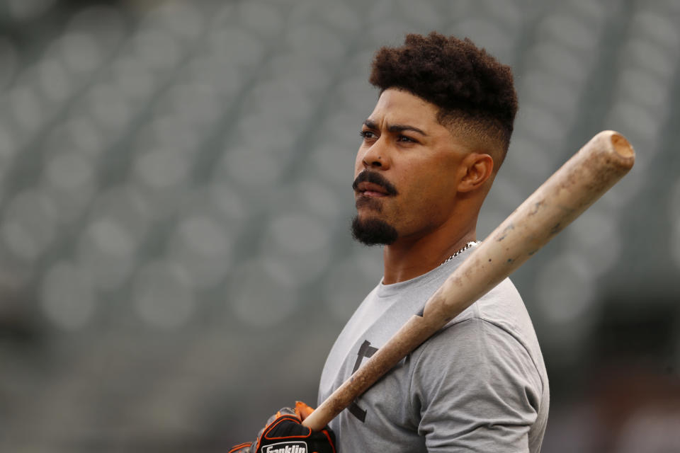 Lamonte Wade Jr.'s Glove Understands The Assignment | His Dynamic D Helps Giants Take 2-1 NLDS Lead